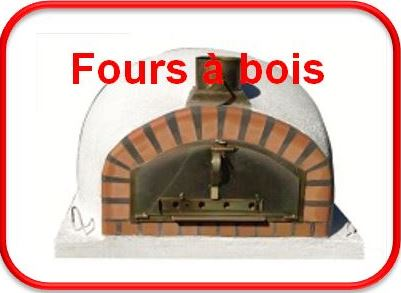 Four à bois à pain à pizza